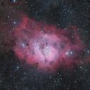 Messier 8 Lagoon Nebula,                                Maicon Germiniani