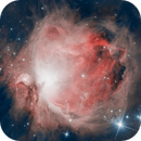 M42 - The great Orion Nebula,                                Luis Calle Rosasco