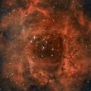Rosette Nebula during Fullmoon,                                Matt Proulx