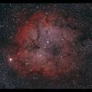 IC1396 widefield - HOO - Canon 1100Da,                                Kenneth Sneis