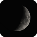Moon - Waxing Crescent 34% [RGB],                                jdifool
