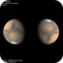 Mars - July 27, 2020,                                Fábio