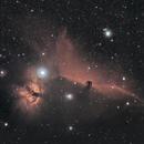 IC434 - la tête de cheval et la flamme,                                ZlochTeamAstro