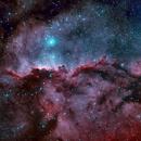 NGC6188 HOO,                                Rex