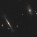 Galaxy Season 2021 - NGC 4762, pale looking galaxy in Virgo,                                Michael S.