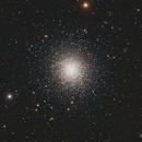 M13: Great Globular Cluster in Hercules,                                Arvind H.