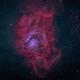 lagoon nebula Hoo wider field,                                Shawn Killian