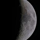 Moon 33% illuminated,                                Siegfried