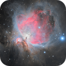 M42 - The Orion Nebula,                                Mark Kuehner