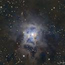 NGC7023 The Iris Nebula,                                John Kulin