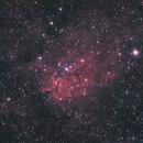 NGC 6820 and 6823,                                gmartin02