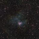 NGC 1491,                                Mark Striebeck
