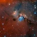 Messier 78,                                Delberson