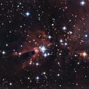 NGC2264 - Cone Nebula,                                Cluster One Obser...