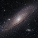 M31 Andromeda Galaxy,                                jonkjon