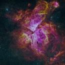 NGC3372 Eta Carinae, iTelescope T9,                                tjm8874