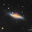 SN 2014J in M82,                                Francesco di Biase
