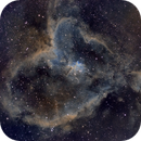 Heart Nebula, IC1805 (SHO),                                souls33k3r