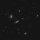The Hickson 44 galaxy group,                                Francesco Meschia