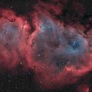 Ic 1848-nébuleuse de l'âme-HOO,                                astromat89