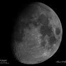 High Resolution 77-Pane Moon Mosaic,                                Ahmet Kale