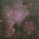 北アメリカ星雲,                                edoya