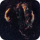 Veil Nebula Bicolor Ha/O3,                                Matthias Steiner
