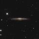 NGC 5746 - Virgo Edge-On Galaxy,                    Gary Imm