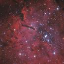 Sh2-86 - NGC6820 - NGC6823,                                Riccardo Balia
