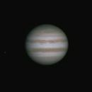 Jupiter with Europa,                                Oliver Runde