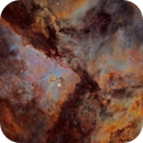 NGC3372 (Carina Nebula)  [NB Alt Version],                                Dean Carr