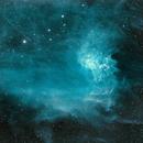 Flaming Star nebula C31/IC405/SH2-229 (c-sho),                                Ram Samudrala