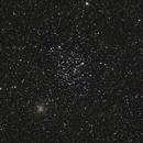 M35 and NGC2158,                                Lee