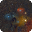 Rho Ophiuchi - HaLRGB,                                TC_Fenua
