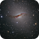NGC 5128, Centaurus A,                                Scott M. Stirling