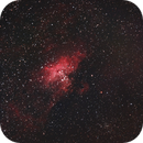 M16 Nebulosa Aquila,                                Enrico Benatti