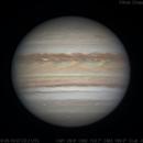 Jupiter | 2019-06-18 7:22 | RGB,                                Chappel Astro