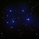 M45 Full Frame,                                JerryB Horseheads NY