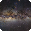 The Milky Way Center - A Mosaic of our Cosmic Home,                                  Gabriel R. Santos...