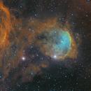 NGC 3324 Gabriela Mistral,                                Kevin Osborn