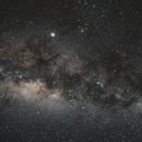 Milky Way,                                Bruno Maciel Vieira