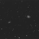 NGC 3804 & NGC 3780,                                Josef Büchsenmeister