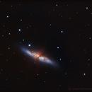 M82,                                Gottfried Meissner