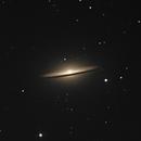 M104 - The Sombrero Galaxy,                                Hap Griffin