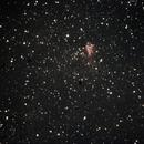 Nebulosa del Cisne,                                Wilmari