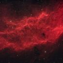 California Nebula - NGC 1499,                                ThatsNoMoon