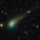 Comet C/2017 T2 Panstarrs crossing NGC3794,                                Riedl Rudolf