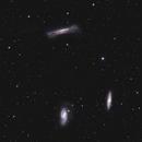 M65, M66 und NGC 3628 – Leo Triplett,                                Josef Büchsenmeister