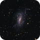NGC925 from the suburbs,                                lowenthalm