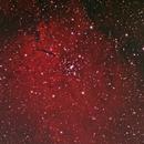 NGC 6820 and 6823,                                Madratter